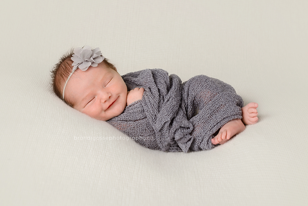 St. John's newborn photographer