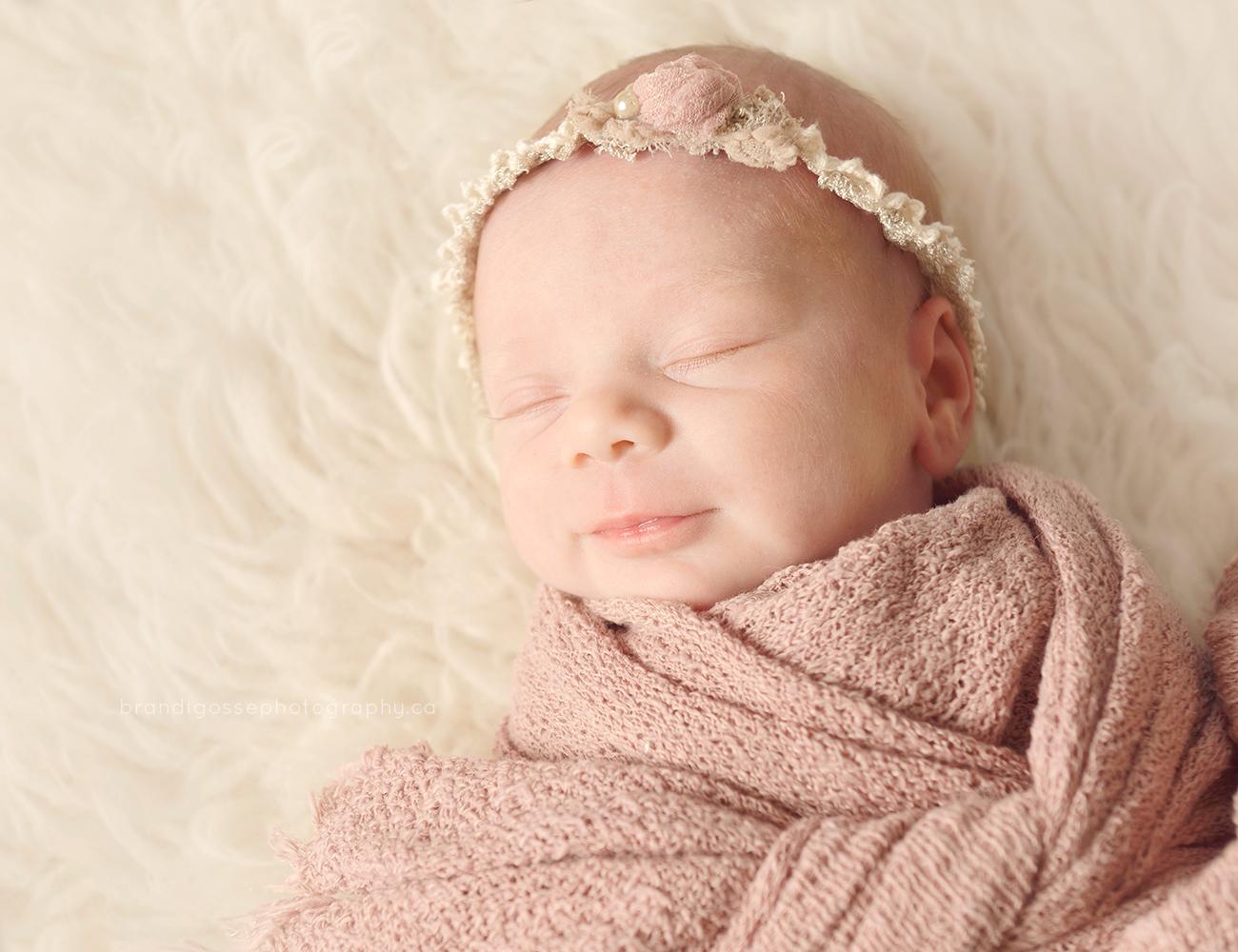 newfoundland newborn photographer, baby photographer St. John's